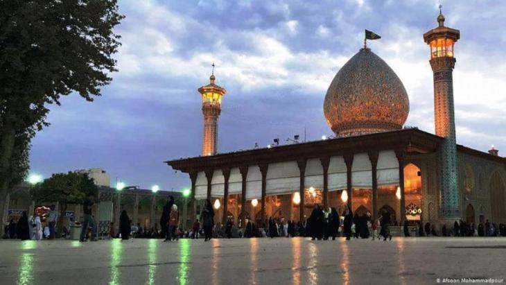Shiraz was Iran's Book Capital of 2020. The poet Hafez was born here in 1315.