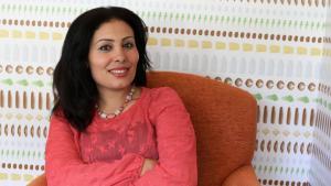 Egyptian author Mansoura Ez-Eldin (photo: private)