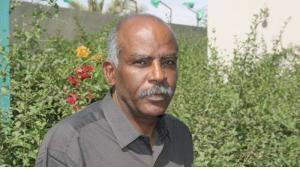 Mauritanian author Mbarek Ould Beyrouk (Editions Elyzad, Tunisia)