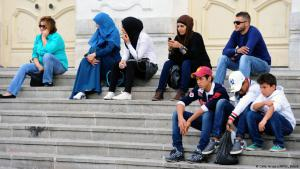 Arab youth (photo: AFP/Getty Images)