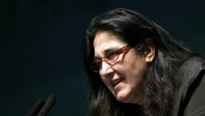 German-Turkish author Emine Sevgi Ozdamar (photo: picture-alliance/dpa)