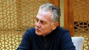 Islamic scholar Professor Mustafa Ozturk (photo: Atahan Danaci)
