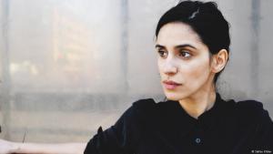 German actress, film-maker and author Aryam Zaree (photo: Stefan Kluter)