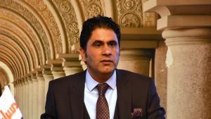 Dr. Saad Salloum, Iraqi political scientist, expert in diversity and general coordinator of Masarat (photo: private)