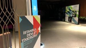 Istanbul State Theatre (photo: DW/Pelin Unker)