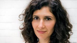 Iranian author Nava Ebrahimi (photo: Katrin Ohlendorf)
