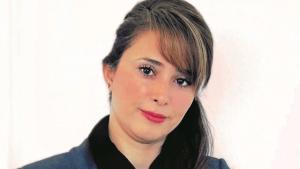 Iranian Kurdish author and activist Ava Homa (photo: Sam Attar)
