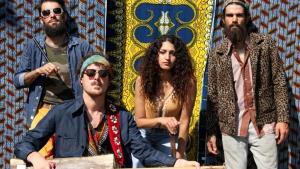 Franco-Moroccan band Bab L'Bluz (photo: Bab L'Bluz)