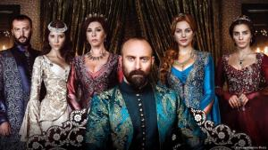 "Turkish TV series"" Suleyman the Magnificent"" (photo: imago/Seskim Photo)"