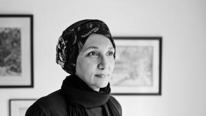 Sudanese author Leila Aboulela (photo: Judy Laing)