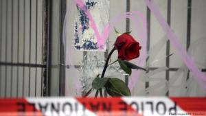 France: Café A La Bonne Biere – grief following the Paris attacks (photo: Getty Images/AFP/K. Tribouillard)