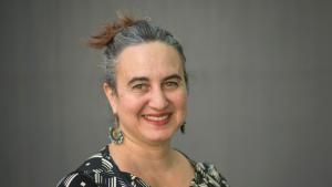 Art historian Wendy Shaw (photo: Bernd Wannenmacher)