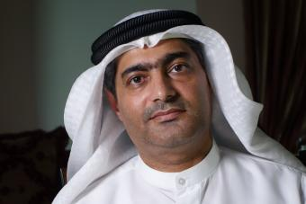 UAE author Ahmed Mansoor (photo: Martin Ennals Foundation)